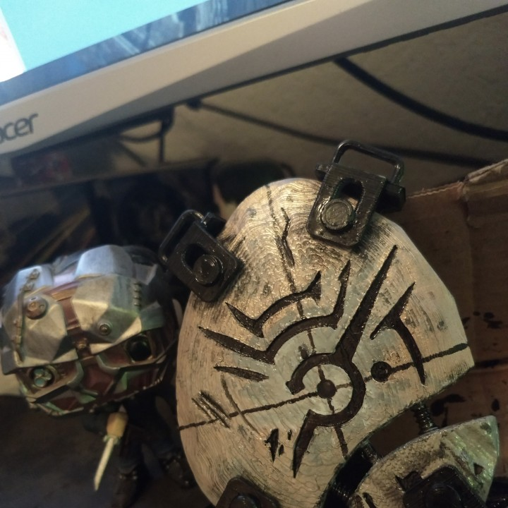 Picture of print of Dishonored 2 Bone Rune This print has been uploaded by Adam Ubel