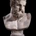 Bust of Hercules image