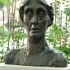 Virginia Woolf bust image