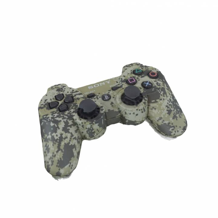 Autodesk Remake PS3 Controller Scan
