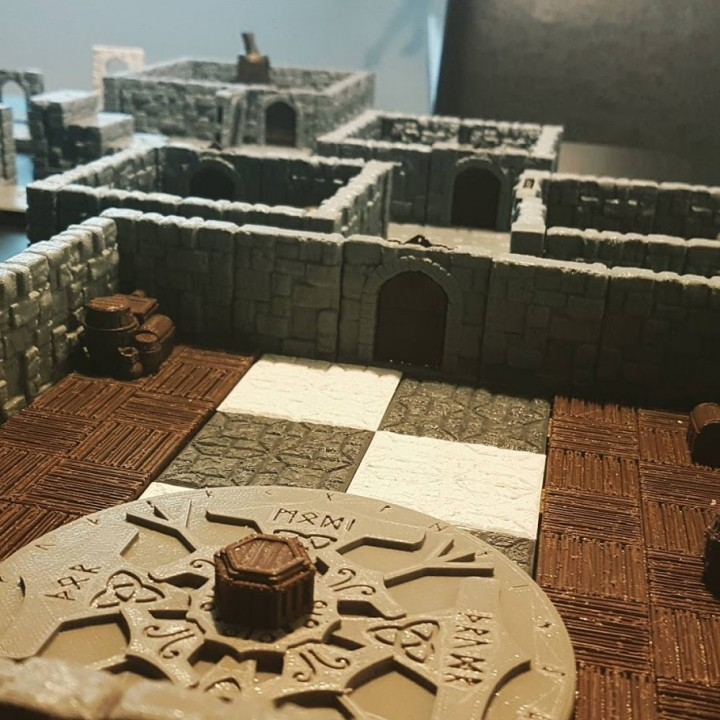 Picture of print of Rampage System Tile Pack This print has been uploaded by David