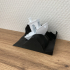 Wave stand for the #3DBenchy - The jolly 3D printing torture-test print image