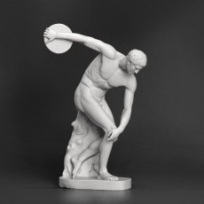 Discobolus (The Discus Thrower)