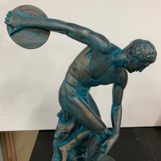 Picture of print of Discobolus (The Discus Thrower) Esta impresión fue cargada por Rick Norris