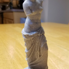 Picture of print of Venus de Milo (Aphrodite of Milos) This print has been uploaded by Jim Crawford