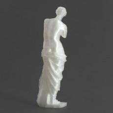 Picture of print of Venus de Milo (Aphrodite of Milos)