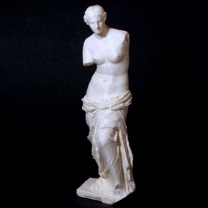Venus de Milo (Aphrodite of Milos)