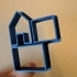 Gingerbread Tea house Cookie-Cutter image