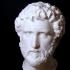 Marble portrait of the Emperor Antonius Pius image