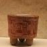 Pottery tripod vessel image