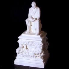 Monument of Ivan Krylov
