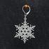 Earrings Snowflake 1 image