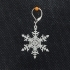 Earrings Snowflake 2 image