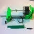 3D Printed High Load Linear Actuator image