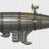 Kirov airship from Red Alert image