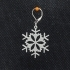 Earrings Snowflake 4 image