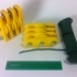 High Strength Paracord Block and Tackle Pulley image