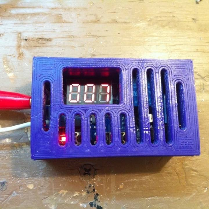 Programmable Timer Relay Case