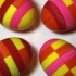 Easter Egg with Seven Stripes image