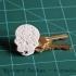 Sugar Skull Key Ring image