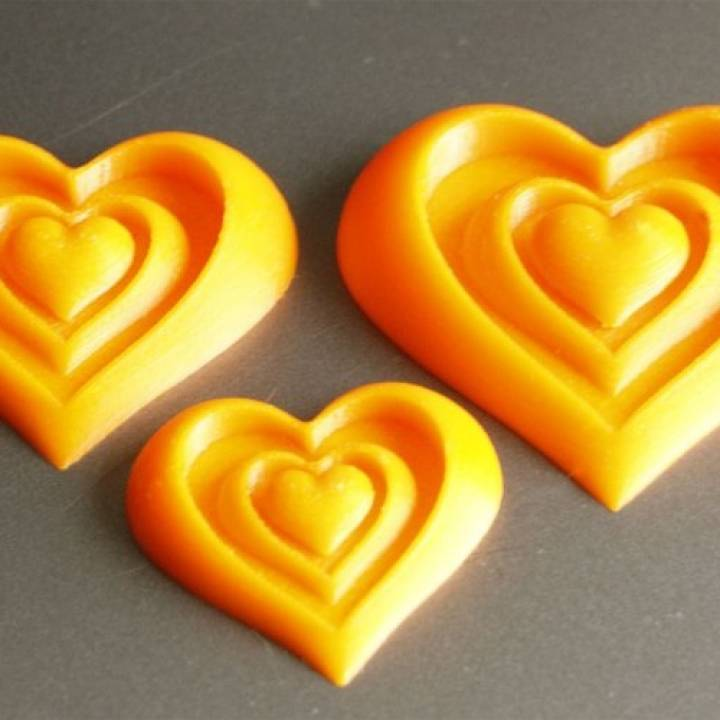 Synergy of Love Heart Motif