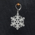 Earrings Snowflake 5 image