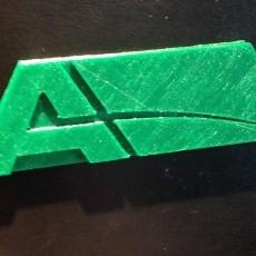 Andromeda Badge Alt.