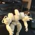 Maker Tron Defender print image