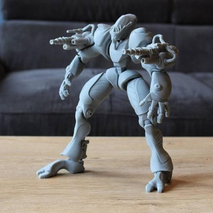 Maker Tron Defender