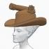 Cannon Cowboy Hat image