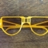 4 dimension 3D printed glasses for Ian Wright image