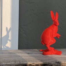 Picture of print of Hare