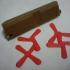 Mini Boomerangs & Launcher print image