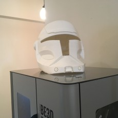 Picture of print of Star Wars Republic Commando Helmet This print has been uploaded by Tadeas Hollan