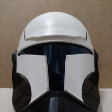 Picture of print of Star Wars Republic Commando Helmet This print has been uploaded by Sergey