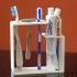 Modern Toothbrush Holder image