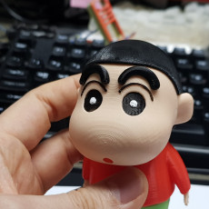 Picture of print of Crayon Shin-Chan
