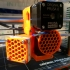 Original Prusa i3 MK2 40x40x10mm fan adapter print image
