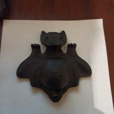 Picture of print of Bat Smartphone Stand