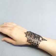 230x230 container gothic bracelet 3d printing 92103