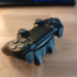 DESTINY PS4 stand - Autodesk Design By Capture Stage 2 print image