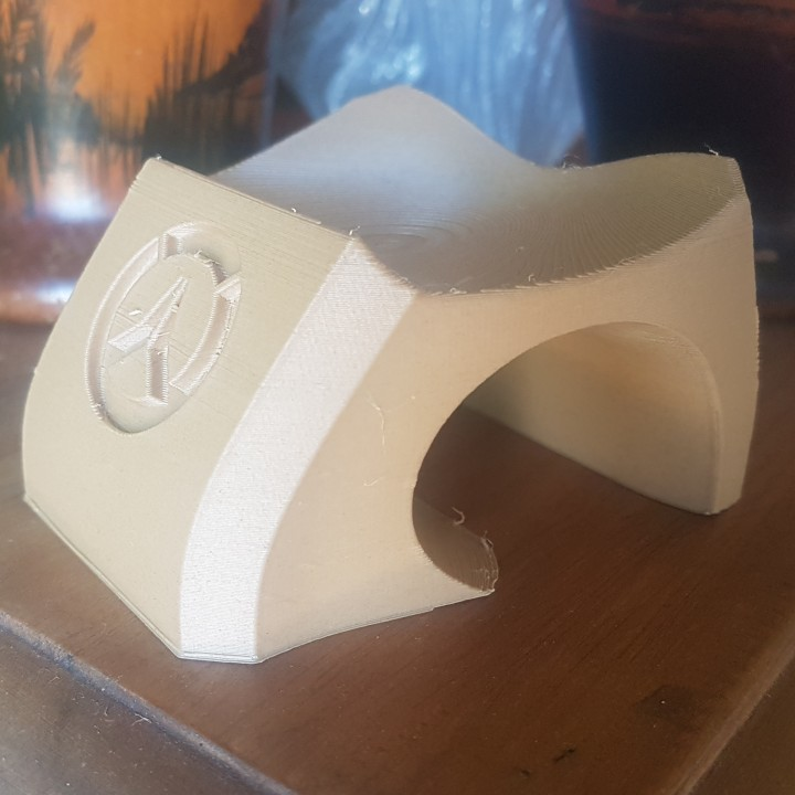 Picture of print of Overwatch PS4 stand - Autodesk Design By Capture Stage 2 This print has been uploaded by Pedro TOkarski