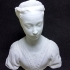 Bust of a Young Woman image
