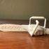 Ash's Chainsaw Keychain image