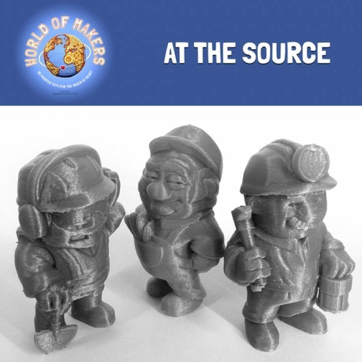 At the Source: collection from the World of Makers series