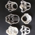 Star Wars Cookie cutters pack image