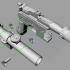 Model kit - Han Solo's DL-44 Heavy Blaster Pistol image