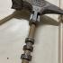 Skyrim Steel Warhammer Pommel and Shaft Rings image