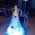 100% 3D Printed Furry Christmas Tree! print image
