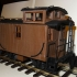 US Bobber Caboose Scale 1/32 - OpenRailway print image